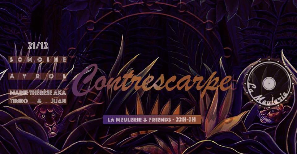 21/12 x La Meulerie & Friends
