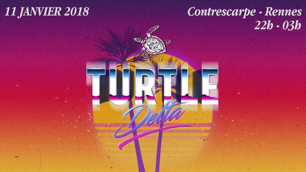 11/01 x Turtle Delta