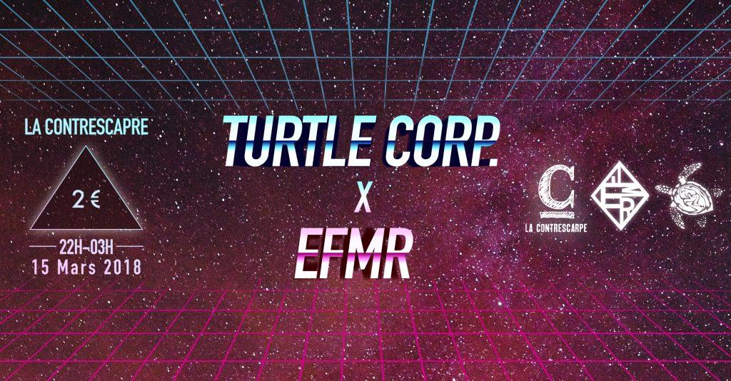15/03 x Turtle Corp. x EFMR